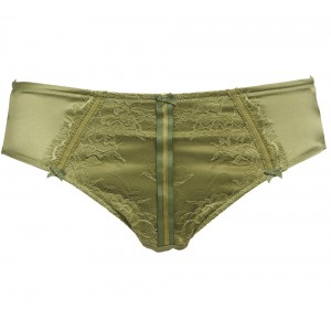 Tara Brief in Pistachio Crush