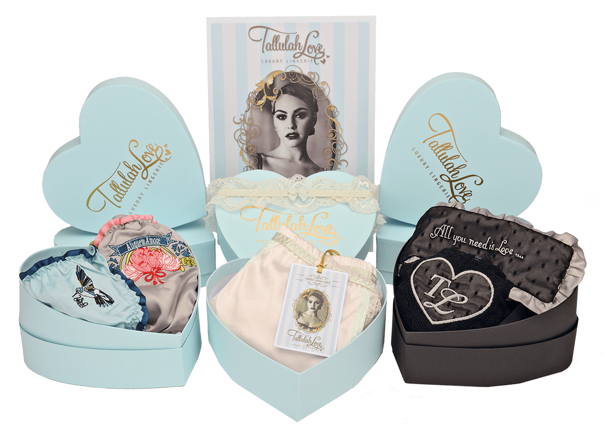 Gift Sets from Tallulah Love