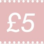 Free £5 voucher to spend!
